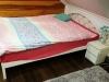 Metalowe łóżko R-113