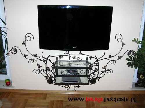 Półka pod telewizor R-35