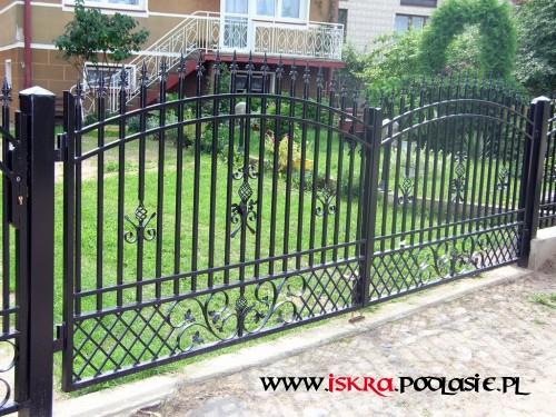 Ogrodzenia - Brama OG-28