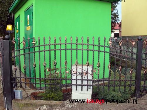 Ogrodzenia - Ogrodzenie OG-42