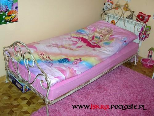 Dziecięce łóżko