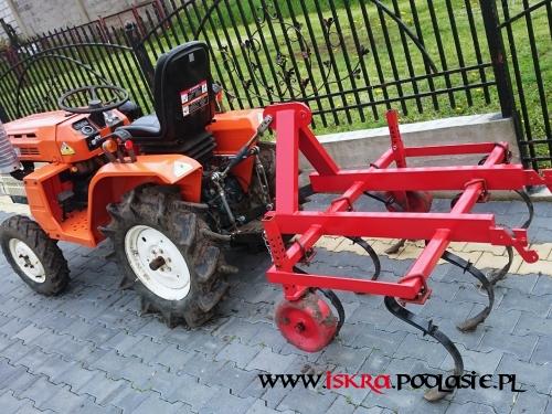 Kultywator do mini traktora