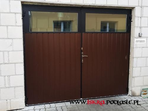 Drzwi metalowe R-106