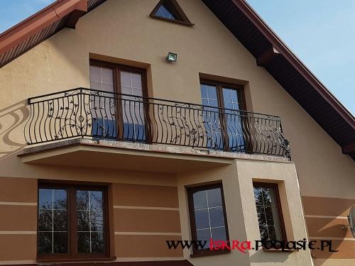 Balustrada balkonowa B-99