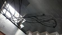 Balustrada schodowa kuta