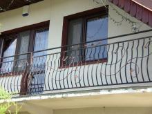 Balustrada balkonowa B-31