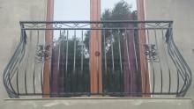 Balustrada balkonowa kuta B-13