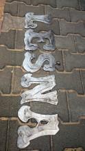 Ozdobne kute litery