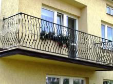 Balustrada balkonowa B-30