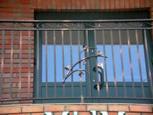Balustrada zewnętrzna B-41