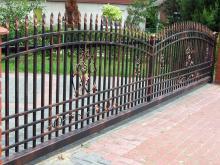 Ogrodzenia - Brama OG-57