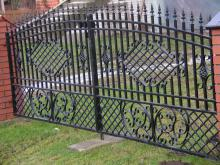Ogrodzenia - Brama OG-11