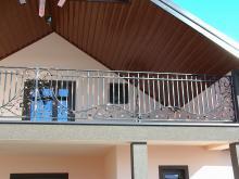 Barierka balkonowa B-44