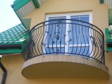 Balustrada zewnętrzna - B-46