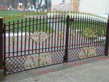 Ogrodzenia - Brama OG-13