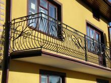 Balustrada balkonowa kuta B-5