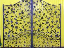 Ogrodzenia - brama OG-22