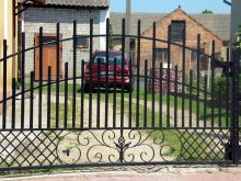 Ogrodzenia - Brama OG-23