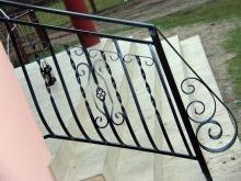 Balustrada schodowa zewnętrzna B-3