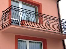 Balustrada balkonowa kuta B-4