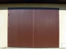 Drzwi metalowe R-55