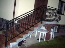 Balustrada schodowa B-15