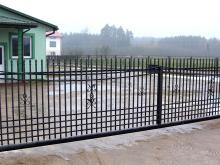 Ogrodzenia - Brama OG-39