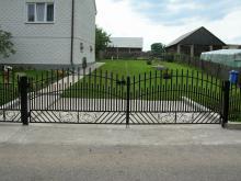 Ogrodzenia - Brama OG-2
