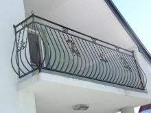 Balustrada balkonowa B-25