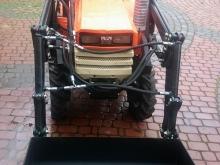 Tur do mini traktora