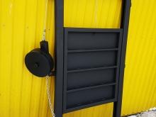 Drzwi wędzarni