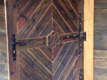 Ozdobne okucia drzwi