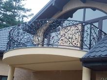 Balustrada balkonowa B-104