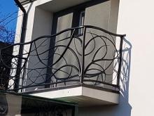 Balustrada balkonowa B-101