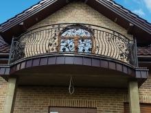 Balustrada balkonowa B-105
