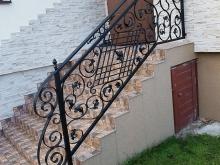 Balustrada schodowa B-6