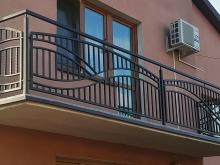 Balustrada balkonowa B-102