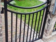 Metalowa bramka OG-110