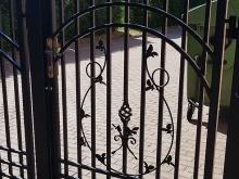 Metalowa bramka OG-113