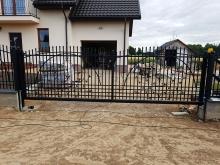 Brama przesuwna OG-125