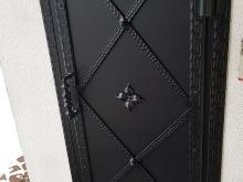 Drzwi metalowe R-125