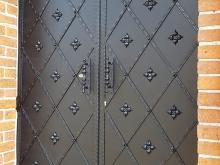 Drzwi kute