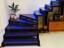 Konstrukcja schodów R-114